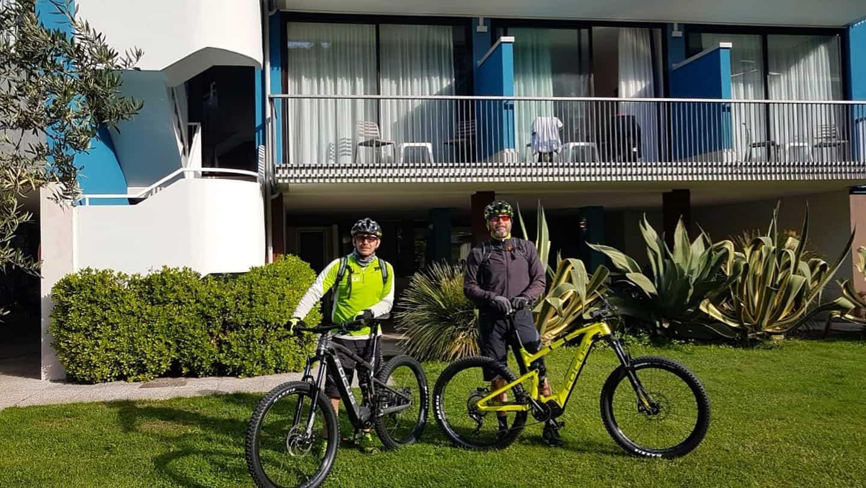 Noleggio E-Bike FOCUS JAM2 6.7 Plus a Torbole sul Garda - Trentino